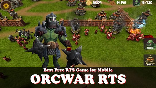 OrcWar Clash RTS 1