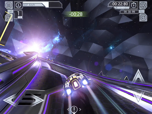 Cosmic Challenge Racing  screenshots 13