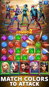 Puzzle Combat: Match-3 RPG 3