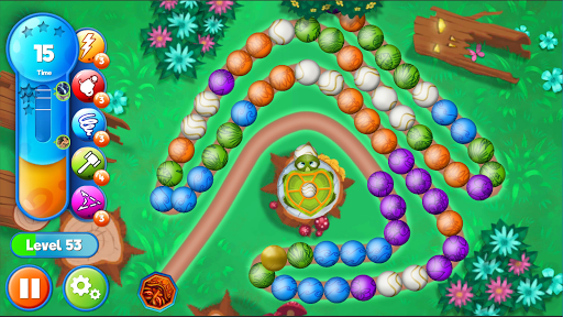 Marble Woka Woka from the jungle to the marble sea 2.042.02 screenshots 6