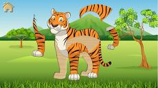 Kids Puzzles, Funny Animals #2 (full game)のおすすめ画像2