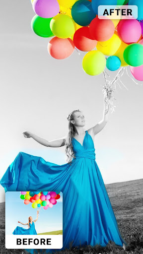 Color Pop Effects: Photo Editor Free, Recolor Lab 2.9 Screenshots 5