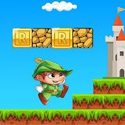 Robin Jungle World - Classic Adventure Game