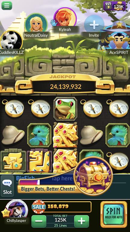 Big Fish Casino - Play Slots and Casino Games poster 6