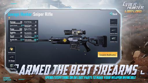 Cyber Hunter goodtube screenshots 20