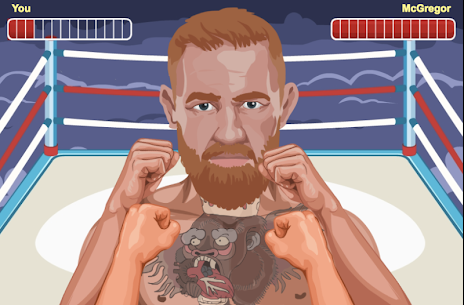 Celebrity Knockout: McGreggor Edition Online Hack Android & iOS 1