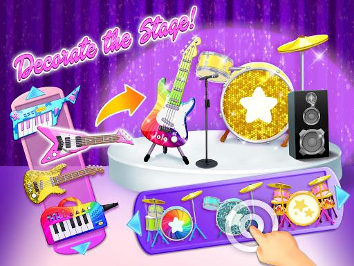 Sweet Baby Girl Pop Stars - Superstar Salon & Show 3.0.10004 screenshots 21