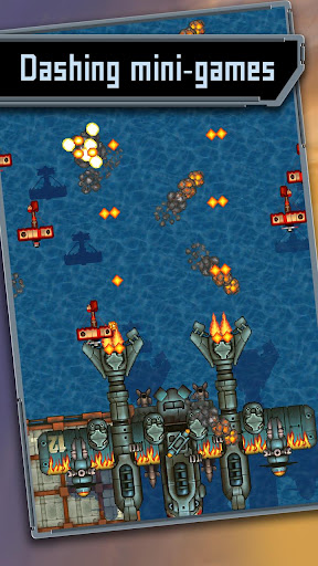 Mig 2D: Retro Shooter! apkmr screenshots 11