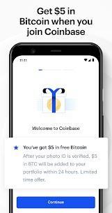 Coinbase – Buy & Trade Bitcoin, Ethereum & more 1