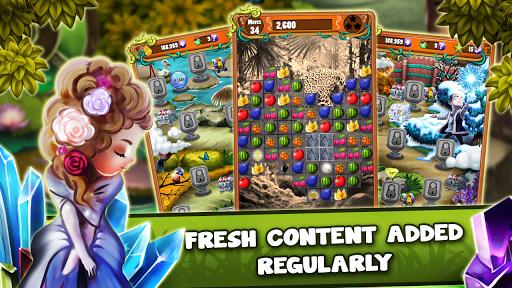 Match 3 Jungle Treasure u2013 Forgotten Jewels android2mod screenshots 13