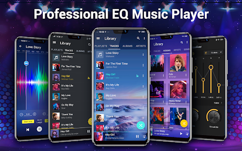 Music Player- Free Music & Mp3 Player 1.8.1 Android APK Mod 1