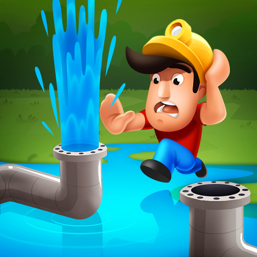 Diggy's Adventure: Mine Maze Levels & Pipe Puzzles