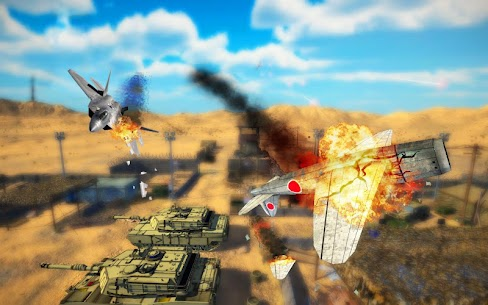 VR Sky Battle War – 360 Shooting Hack for iOS and Android 4