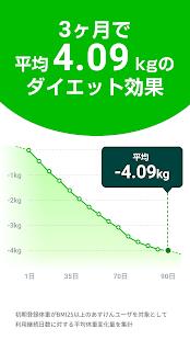 人気ダイエットアプリ