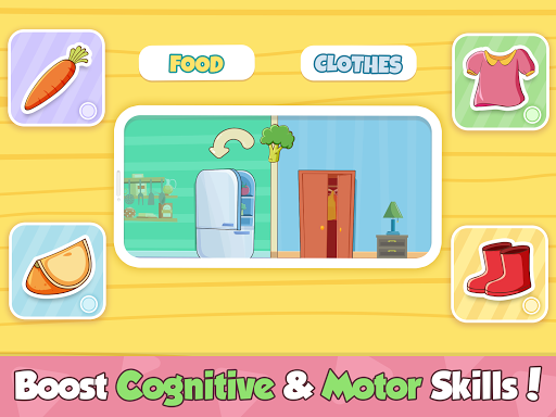 Toddler learning games for kids: 2,3,4 year olds screenshots 13