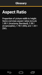 Outils de cinéma Kodak