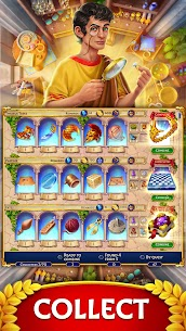 Jewels of Rome: Match gems to restore the city MOD (Money) 5