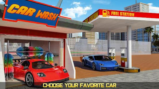 Car Wash Garage Service Workshop  Screenshots 2