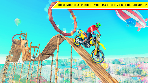 Stunt Bike 3D Race - Bike Racing Games apkpoly screenshots 23