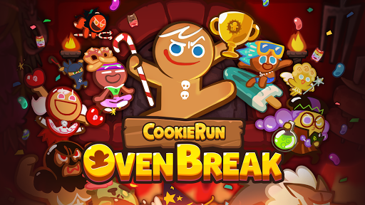 Cookie Run: OvenBreak - Endless Running Platformer 6.912 screenshots 1