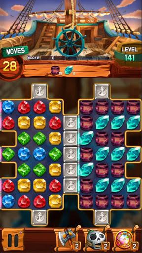 Jewel Voyage: Match-3 puzzle  screenshots 4