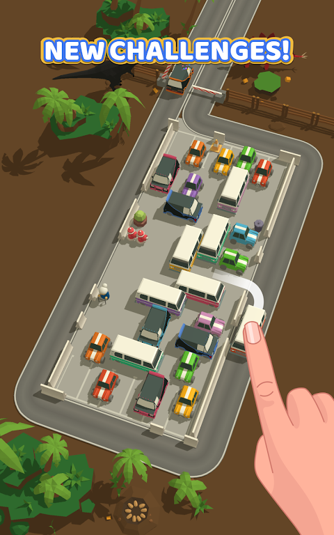 Parking Jam 3D poster 16