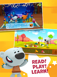 Bebebears: Stories and Learning games for kids 1.3.2 Screenshots 3