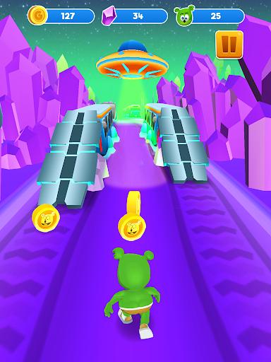 Gummy Bear Run - Endless Running Games 2021  screenshots 15