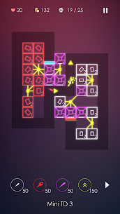 Mini TD 3: Easy Relax Tower Defense 4
