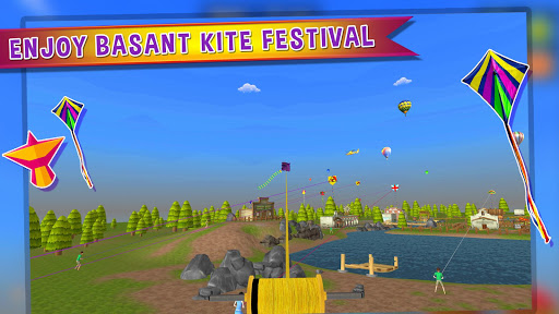 Basant Kite Fly Festival: Kite Game 3D 1.2 screenshots 1