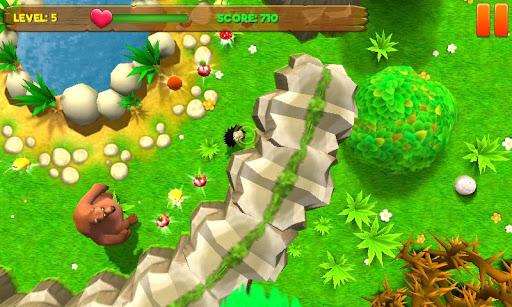 Hedgehog goes home screenshots 5