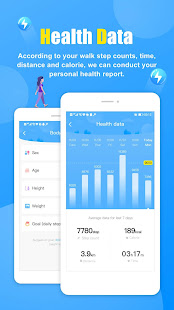 Walking - A Healthy Body & So Much Fun 1.3.5 Screenshots 2