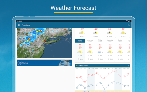 Weather & Radar USA - Severe weather alerts 2020.21.2 screenshots 7