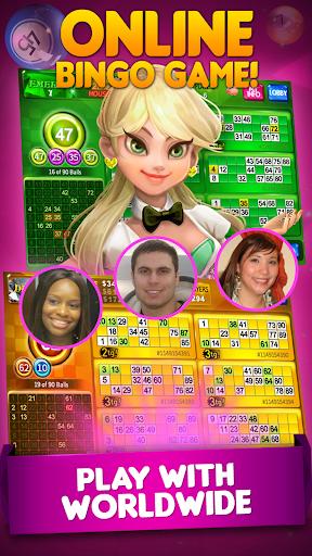 Bingo 90 Live: Vegas Slots & Free Bingo apkdebit screenshots 2