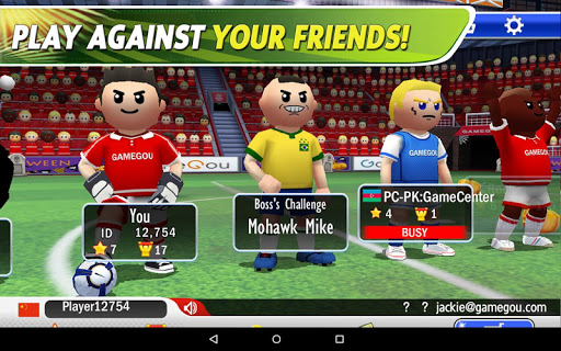 Mobile Soccer  screenshots 10