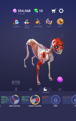 Idle Pet - Create cell by cell  screenshots 13