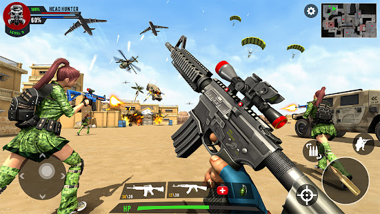Real Commando Fps Shooting 1.11 Screenshots 7