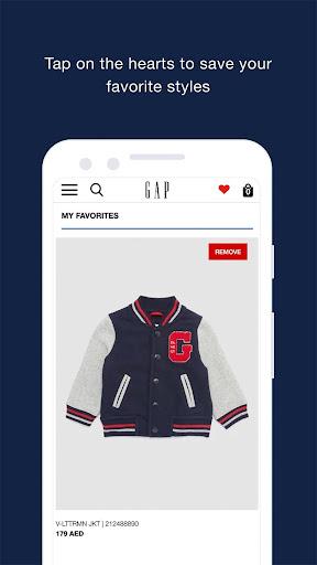 gap me online shopping screenshot 3