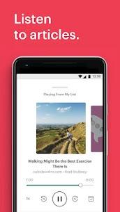 Pocket: Kaydet , Oku , Büyüyün Android Full Apk İndir 4