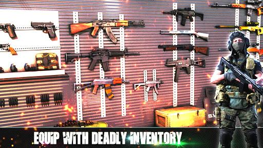 Real Commando Shooting: Secret mission - FPS Games  screenshots 10