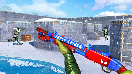 Bravo Shooter: Gun Fire Strike android2mod screenshots 7