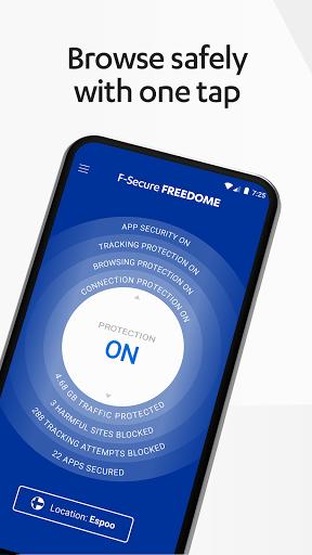 FREEDOME VPN android2mod screenshots 2