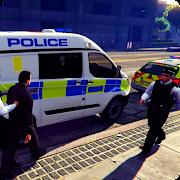 Police Van Racing Game 3D - New Games 2021