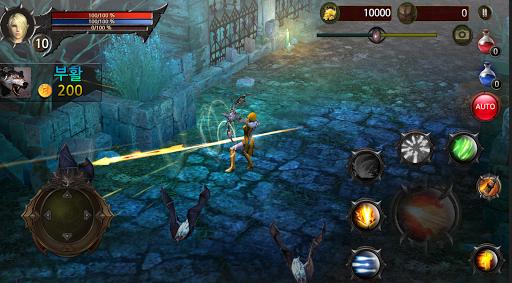 BloodWarrior:Offline  screenshots 8