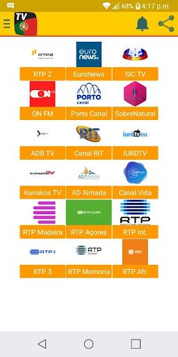 Foto do TV Portugal em Direto