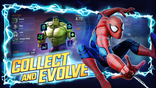 Download Marvel Strike Force Mod Apk [Unlimited Money, Power Cores] 5