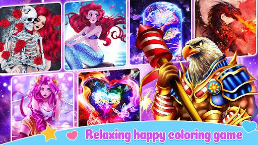 Fun Coloruff1aColoring Games & Happy Paint by Number apktram screenshots 24