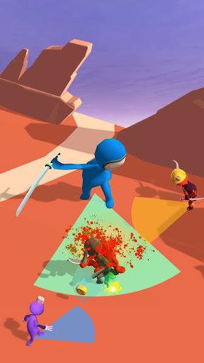 Stickman Smashers -  Clash 3D Impostor io games 1.0.5 screenshots 11