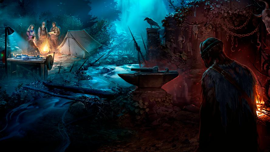 Horrorfield Multiplayer horror  poster 7