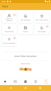Tibia Companion